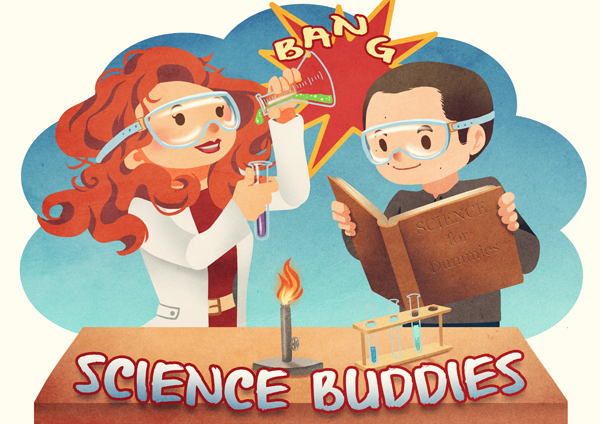 teen_wolf___science_buddies_by_dhauber-d5b6h9d